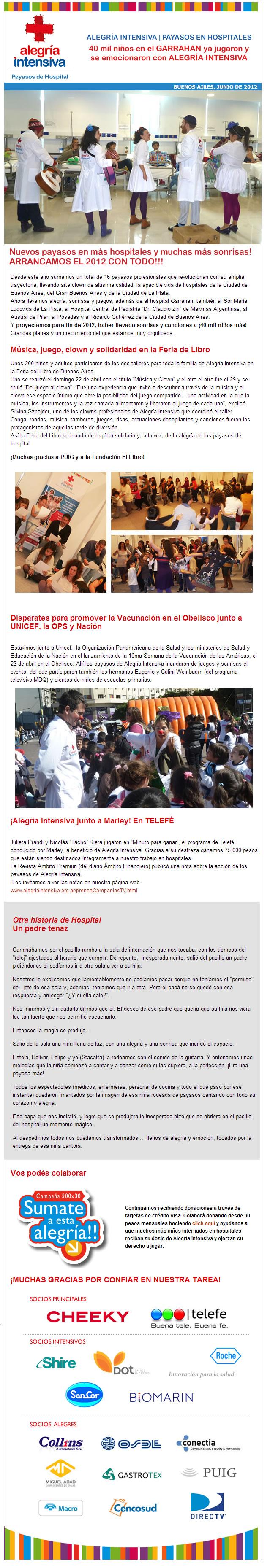 newsletterJunio2012