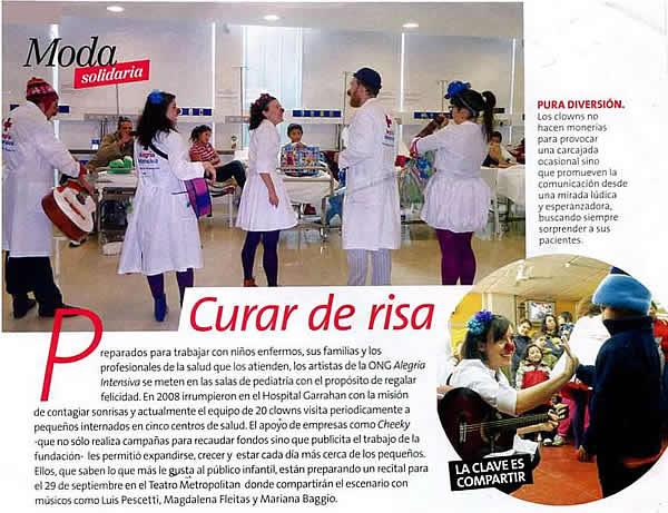 prensa 2012 09 02 Revista Luz