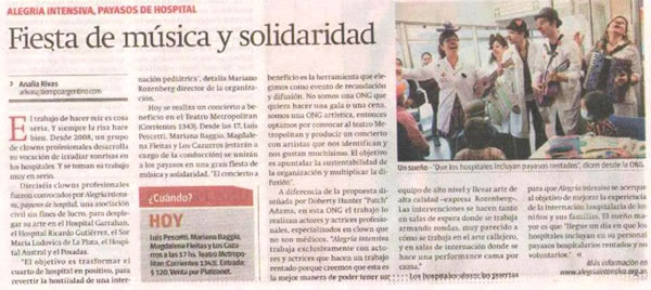 prensa TiempoArg2012 09 29